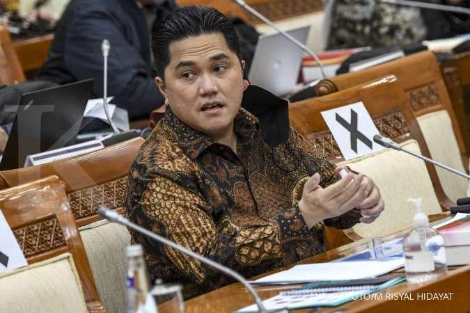 Menteri BUMN Erick Thohir keluarkan aturan baru: Sah BUMN pindahkan aset ke LPI