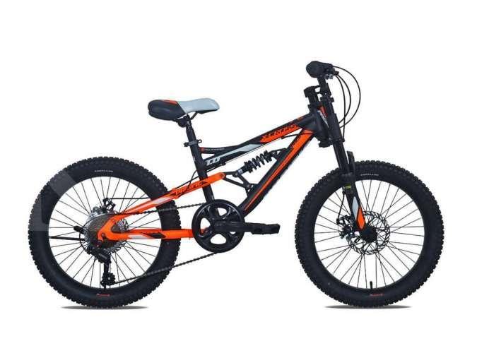 harga sepeda gunung anak