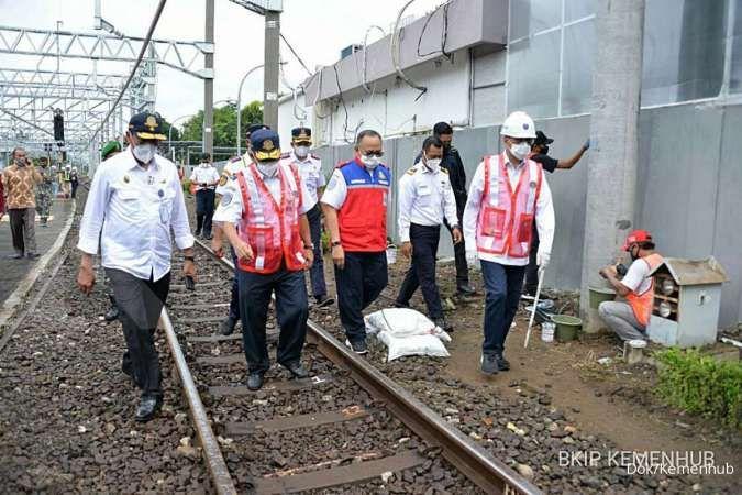 Padat karya sektor perkeretaapian di Jateng ditargetkan serap 39.000 tenaga kerja