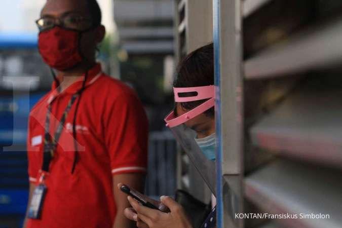 Update corona di Jakarta, Minggu (26/7): Ada tambahan 387 kasus menjadi 19.001 kasus