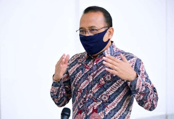 Menteri Sekretaris Negara (Mensesneg) Pratikno