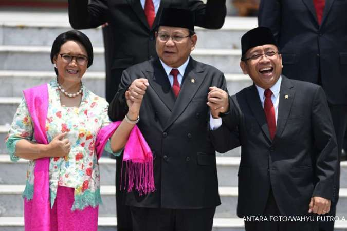 Kecewa berat Prabowo jadi menteri, Relawan Projo meninggalkan Jokowi