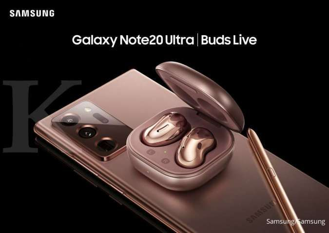 Ingin tambah produktif saat WFH? Cermati fitur-fitur Samsung Galaxy Note20 Ultra