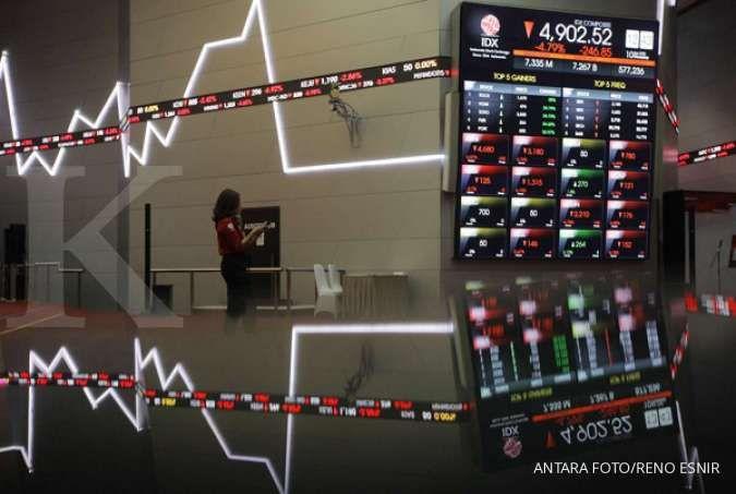 Simak rekomendasi saham HMPS, AKRA, BBTN untuk Selasa (9/3)