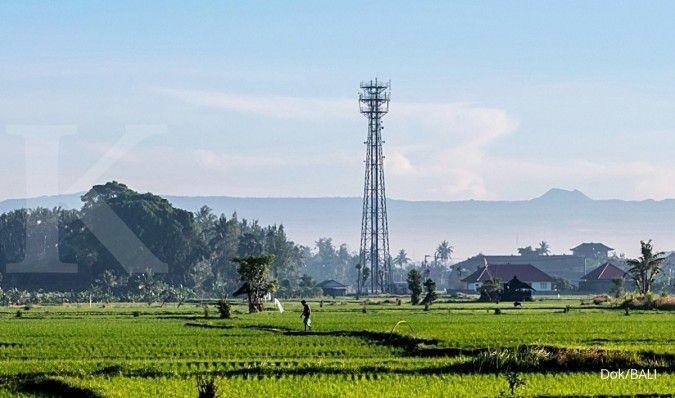 Bali Towerindo (BALI) berencana private placement 10% dari modal disetor