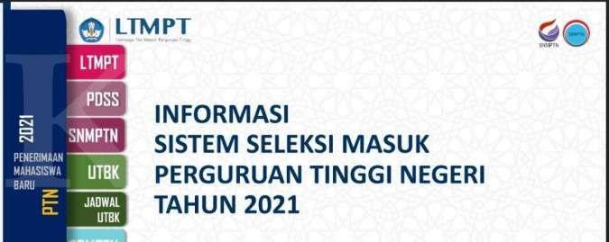 Catat Ini Jadwal Snmptn Dan Utbk Sbmptn 2021 Serta Syarat Pendaftarannya