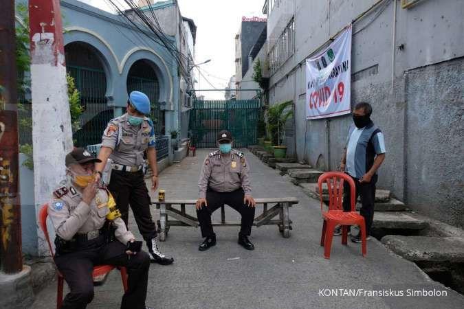 Kapolda Metro Jaya minta warga DKI Jakarta tidak salat Idul Fitri di masjid