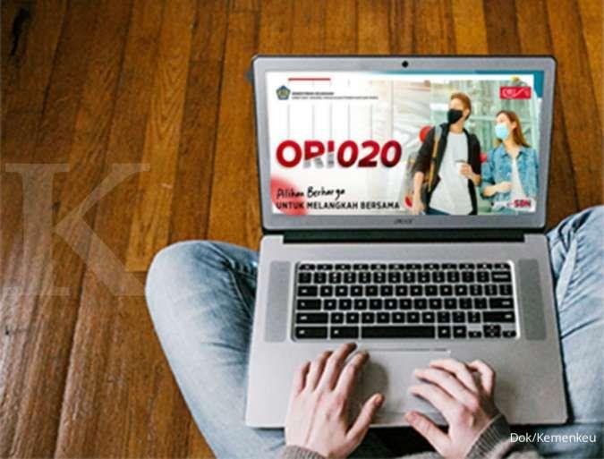 Penjualan on track, pemerintah optimistis target ORI020 dapat tercapai