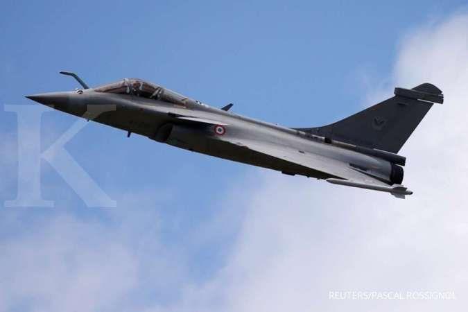 Senilai US$ 4,5 miliar, Mesir segera datangkan 30 jet tempur dari Prancis
