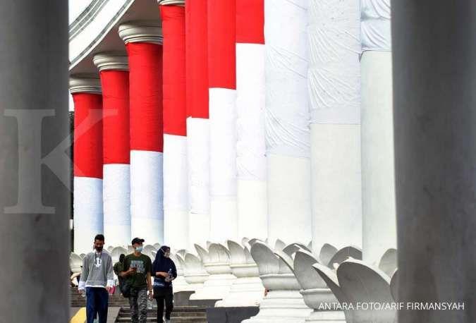 Zona merah corona pekan ini melonjak, paling banyak di Jateng, Kalteng, Lampung