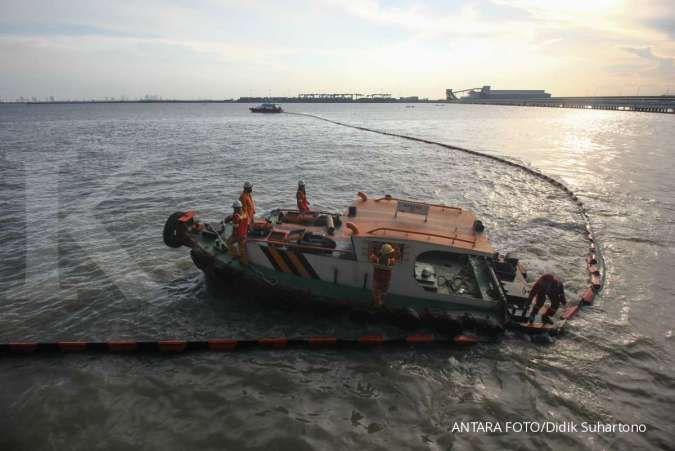 Bangkai kapal MV Mentari Crystal merugikan Pelindo III