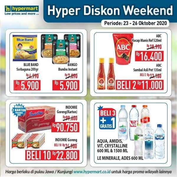 Promo Jsm Hypermart 23 26 Oktober 2020 Diskon Weekend