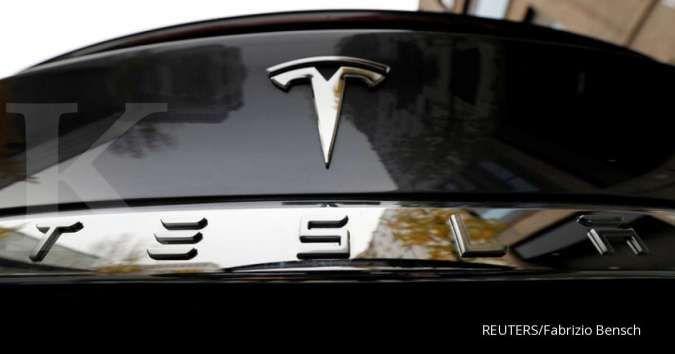 Tesla disebut tertarik mengakuisisi saham LG demi pasokan baterai