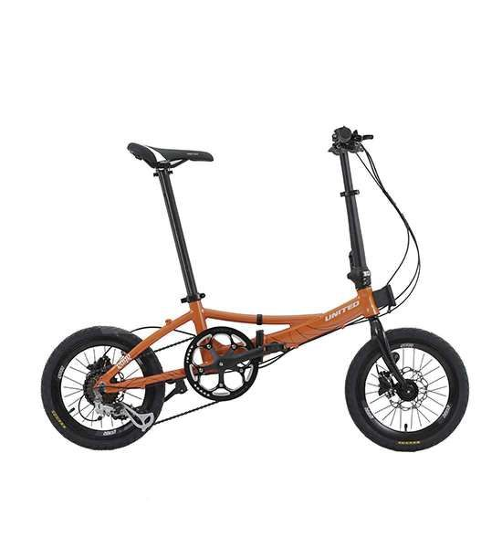 Generasi baru, harga sepeda lipat United Roar 2.0 bikin kantong sumringah