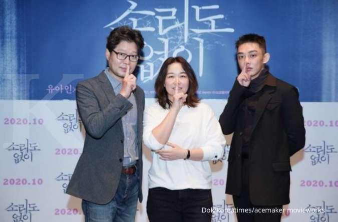 Yoo Ah In hadapi tantangan akting di film Korea terbaru setelah film Alive.