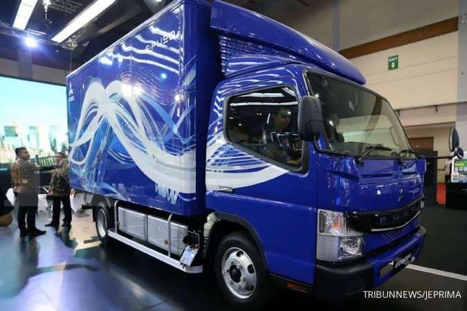 Segmen pasar logistik jadi acuan bisnis mobil komersial tahun ini