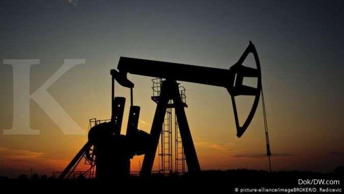 Ketegangan AS-China meningkat, harga minyak turun 5% menjadi US$ 34 per barel