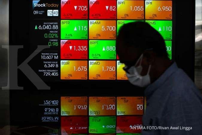 Cum date dividen sejumlah emiten jatuh pada pekan depan, siapa saja?