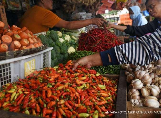 Pedasnya harga cabai sokong inflasi Juli 2021
