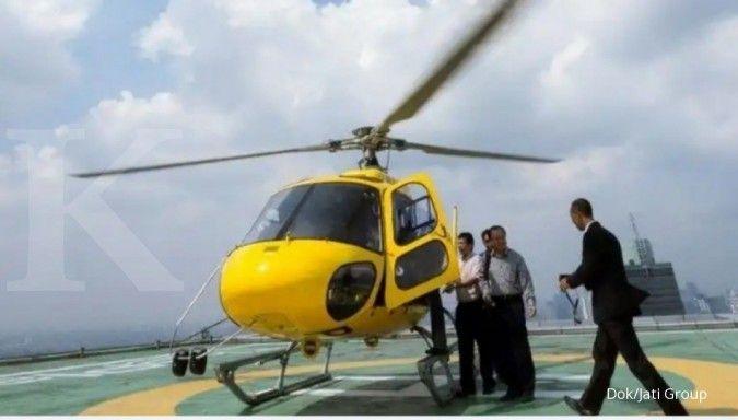 Jaya Trishindo (HELI) merintis bisnis cargo drone