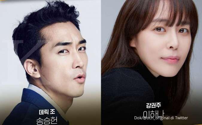 Drakor Times tamat, 4 drama Korea terbaru ini siap tayang tahun 2021 di OCN