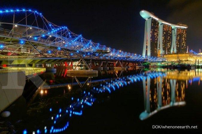 Kasino Marina Bay Sands di Singapura tersangkut kasus pencucian uang