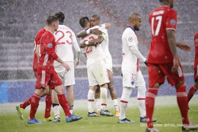 Bayern Munchen vs PSG