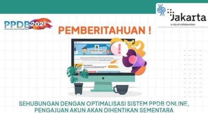 PPDB Jakarta diperpanjang hingga 11 Juni, cermati kembali mekanisme pengajuan akunnya