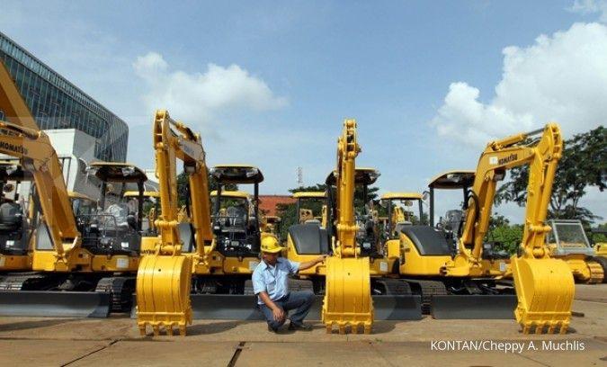 United Tractors (UNTR) sudah serap capex Rp 352 miliar pada awal tahun ini
