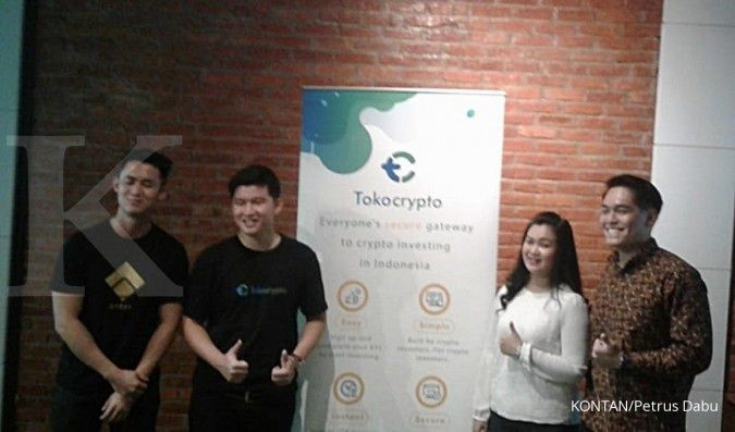 Tokocrypto gaet Merkle Science untuk pastikan investasi aset kripto aman