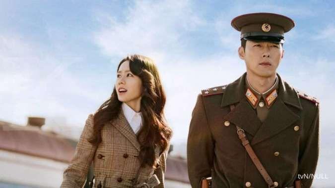 Drakor Crash Landing on You populer, Son Ye Jin tak kalah romantis di 5 drama ini