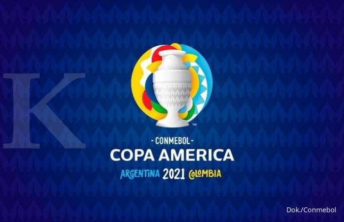 Brasil umumkan ada 31 pemain dan official Copa America positif Covid-19