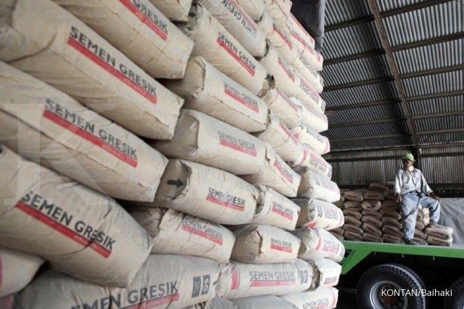Pasar oversupply, begini strategi emiten semen tingkatkan kinerja laba