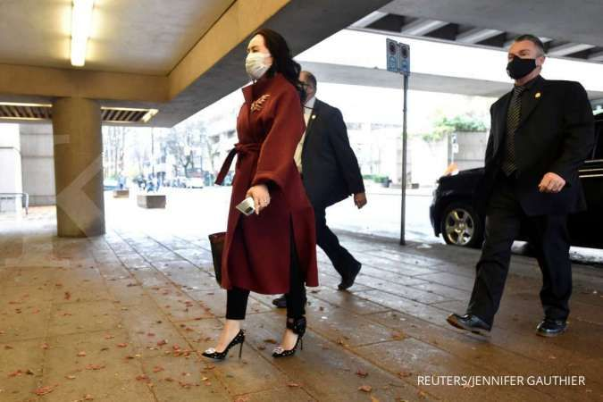 CFO Huawei Meng Wanzhou tiba di China, Treudeau peluk warganya yang dilepas Beijing