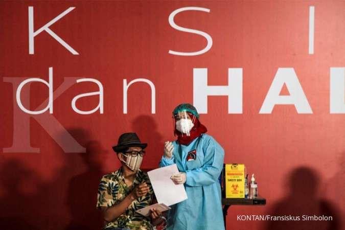 Akhir April 2021, Pulau Jawa kembali bebas dari zona merah corona