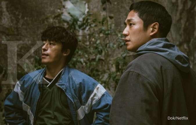 Drama Korea terbaru D.P. Jung Hae In di Netflix, aksi para tentara mengejar pembelot