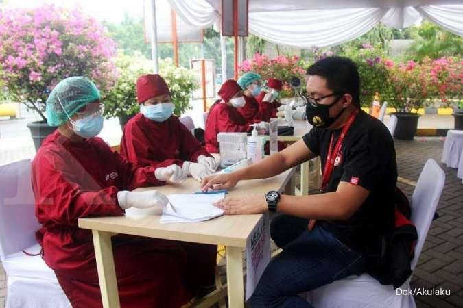 Bersama APPI, Akulaku Finance gelar vaksinasi massal dengan target 5.000 peserta