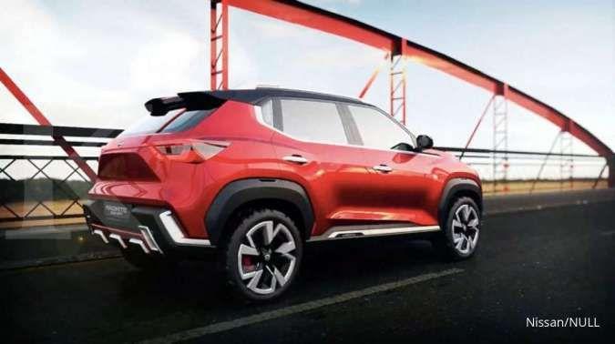 Nissan Magnite, SUV terbaru dari Nissan
