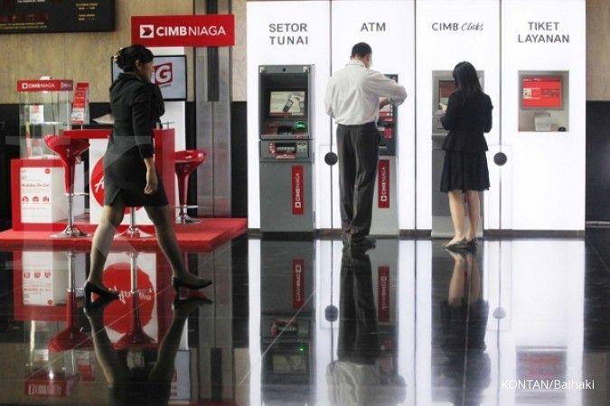 Setor tunai tanpa kartu di ATM CIMB Niaga mudah dan cepat, begini caranya