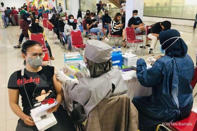 Pemerintah gelar vaksinasi di Ambon dengan target 20.000 orang