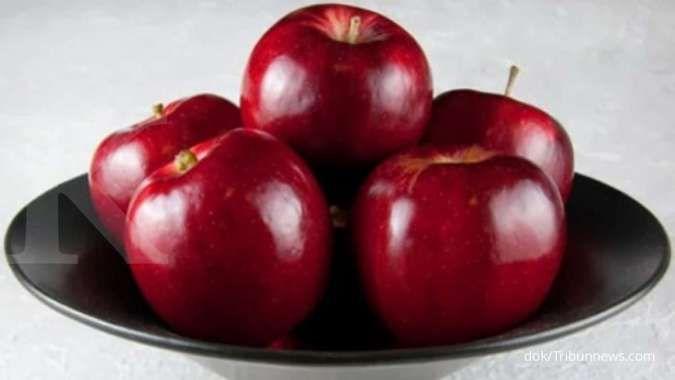 Salah buah untuk ibu hamil adalah apel.