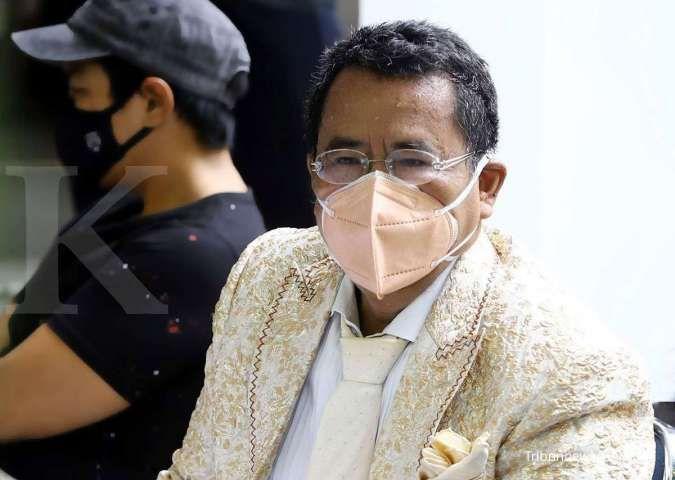 Dirawat di rumah sakit, Hotman Paris mengaku kalah dari nyamuk betina