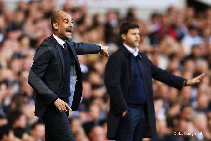 Jelang PSG vs Man City, Mauricio Pochettino klaim Pep Guardiola pelatih terbaik dunia