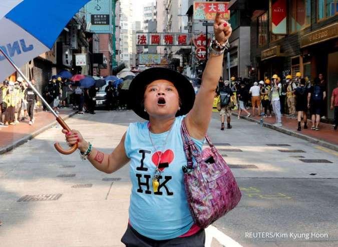 Dewan Legislatif Hong Kong resmi mencabut RUU Ekstradisi, tapi demo jalan terus