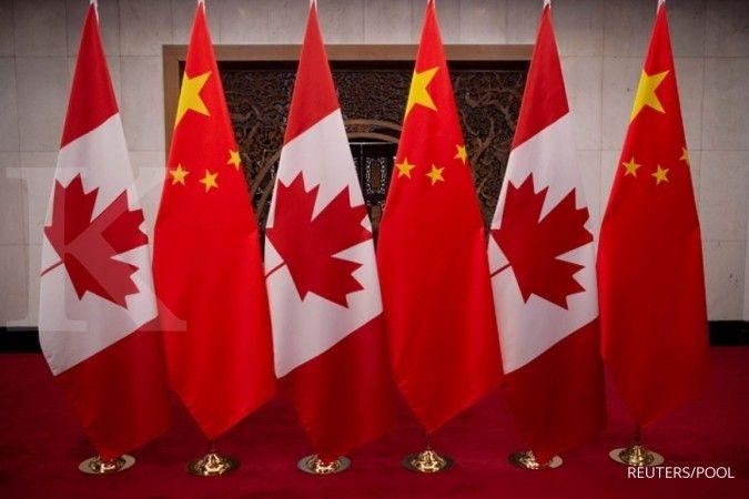 Kapal perang Kanada berlayar di Selat Taiwan, China ajukan pernyataan keras