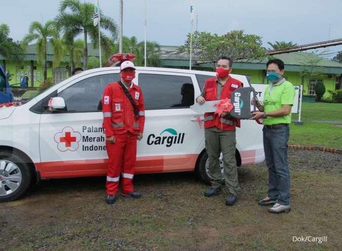 Cargill Donasikan Mobil Ambulans Dan Rapid Test Kit Untuk Mendukung Pemerintah Daerah Tangani Pandemi Covid 19