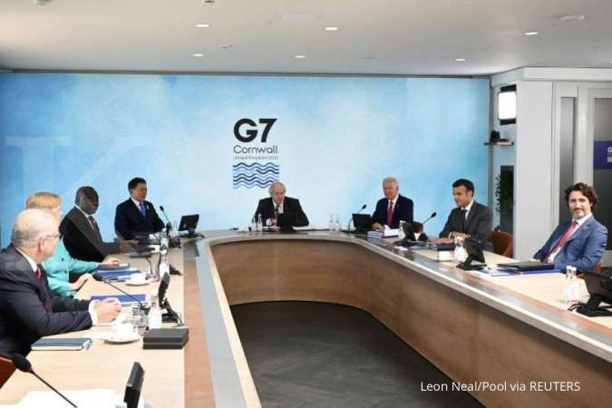 Sambut baik dukungan G7, Taiwan: Kami juga akan menyumbangkan kekuatan