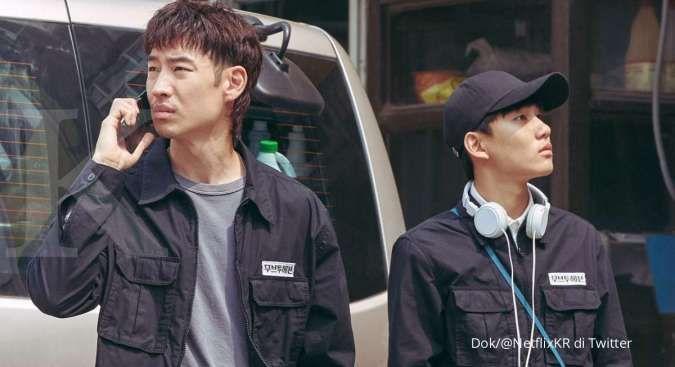 2 Drama Korea terbaru, Netflix rilis teaser video, poster, dan deretan aktornya