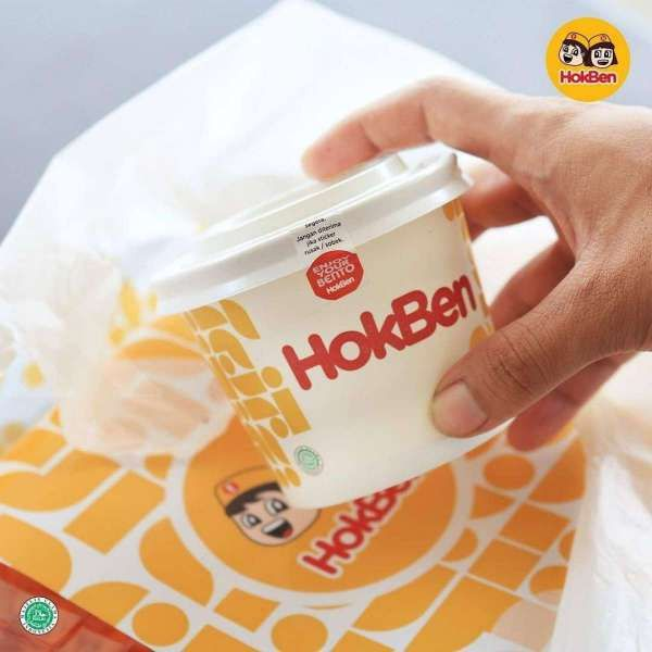 Promo hari ini 5 April 2021, hemat makan berdua di Hokben