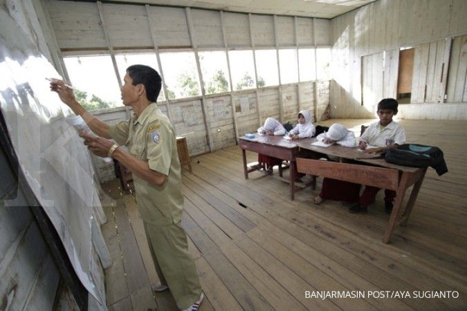 Mendikbud: Ada kesempatan jadi PPPK untuk 1 juta guru honorer